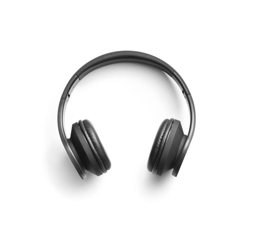 Black headphones (Demo)
